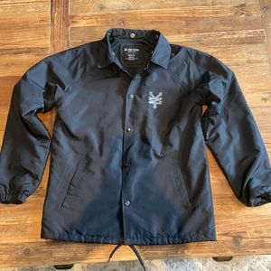 Zoo York EUC spring fall 💦 resistant jacket M